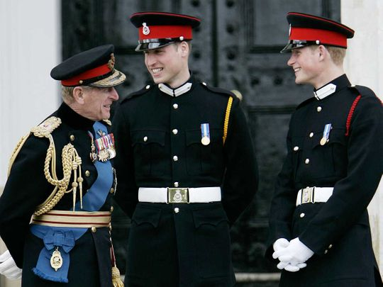 pRINCE wILLIAM pHILIP hARRY