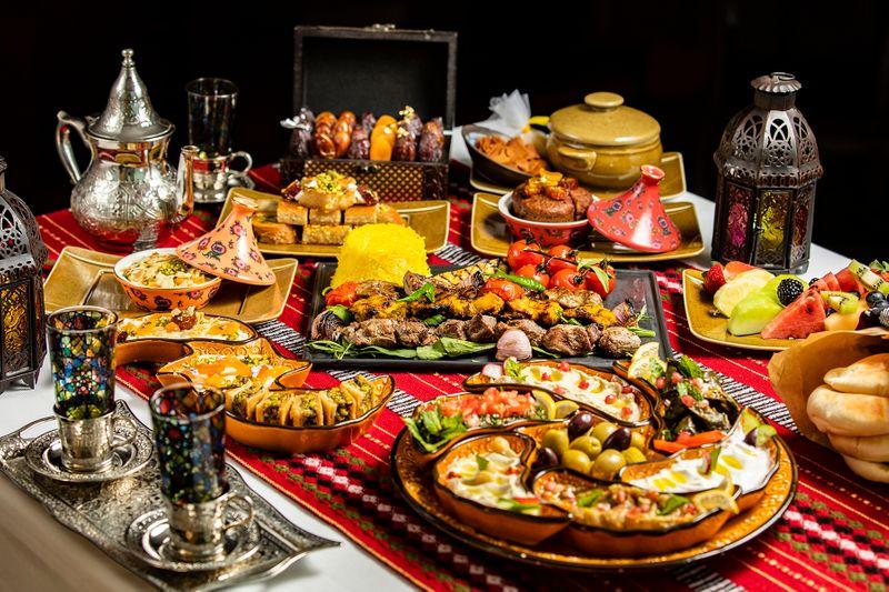 Meydan Hotel Iftar