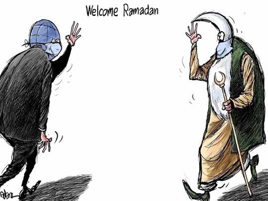 Ramadan in Covid-19