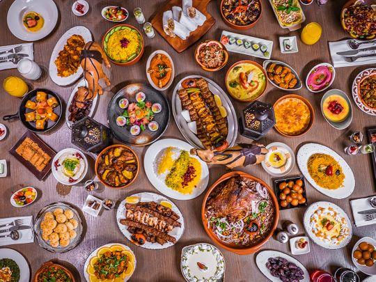 Shabestan iftar