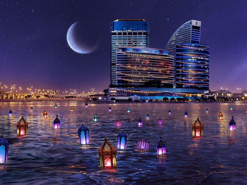 Celebrate Ramadan at InterContinental Hotels at Dubai Festival City