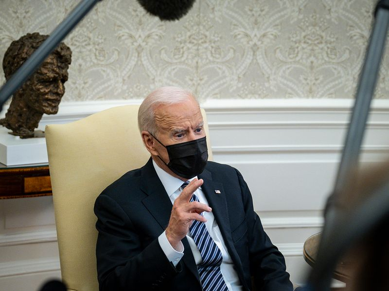 US: Biden invited to address Congress on April 28