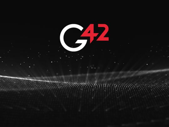 G42 LOGO