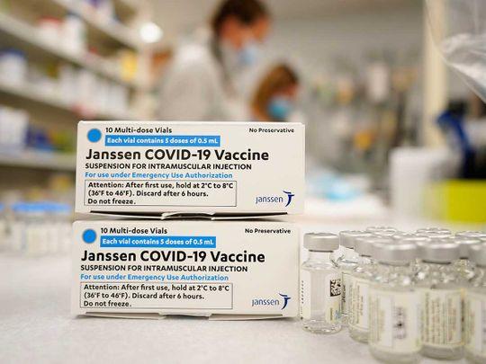 Johnson & Johnson J&J vaccine covid