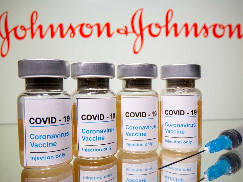 Johnson & Johnson vaccine J&J