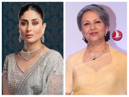 Kareena Kapoor Khan and Sharmila Tagore