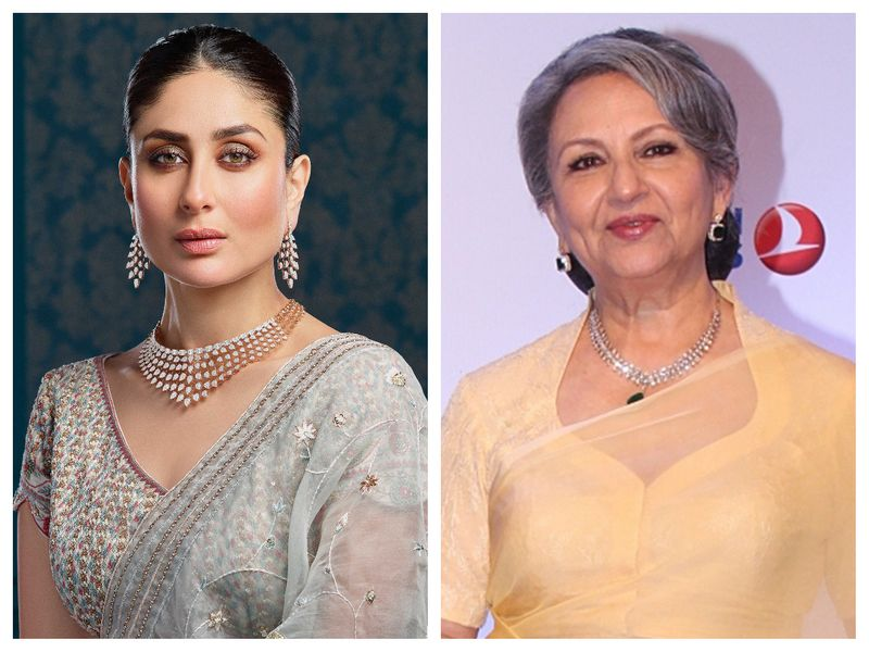 Kareena Kapoor reveals Sharmila Tagore has yet to meet her grandchild because of COVID-19