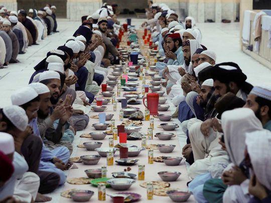 Pakistan iftar ramadan