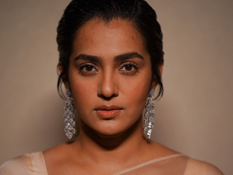 Parvathy doesn't let a pandemic keep her away from filming 'Aarkariyam'