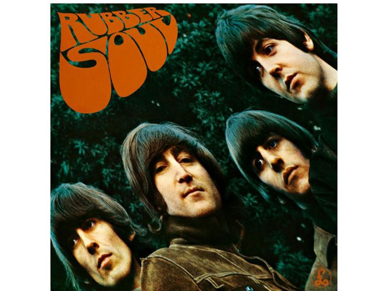 'Rubber Soul' by The Beatles