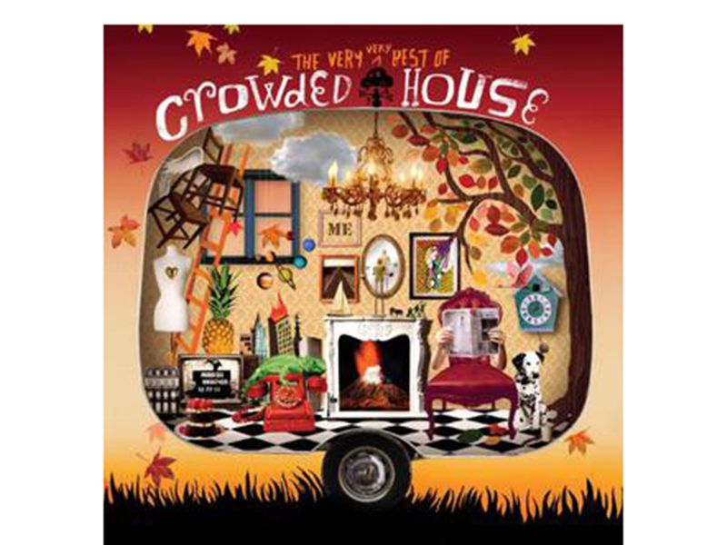 'The Very, Very Best of' by Crowded House