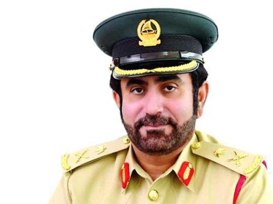 Major General Dr. Al Salal Saeed bin Huwaidi Al Falasi