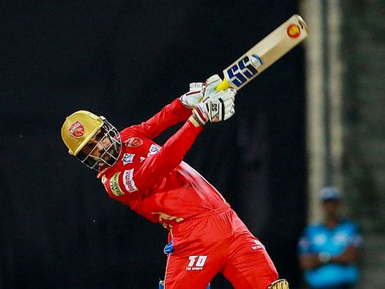 Punjab Kings defeated Rajasthan Royals in their IPL opener