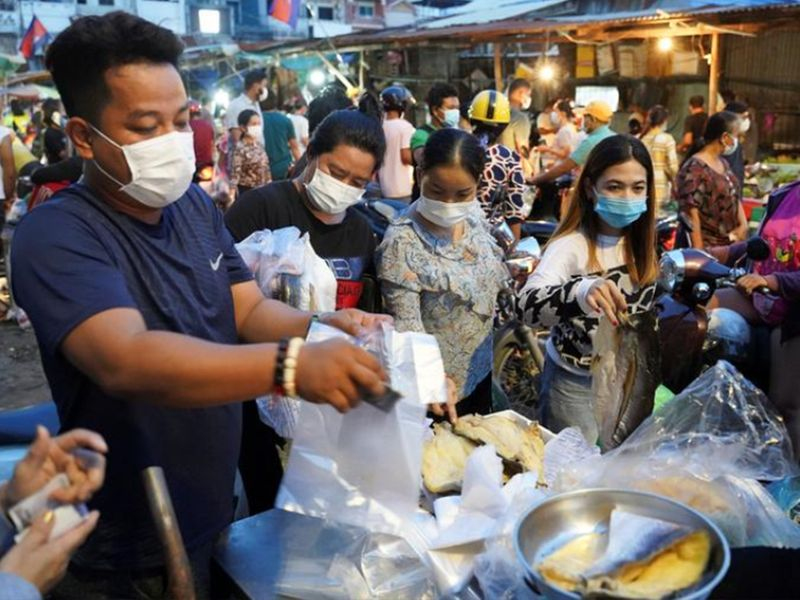 Cambodia launches lockdown in capital as COVID-19 outbreak spreads