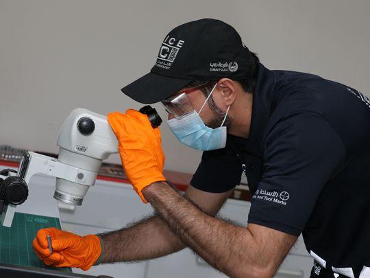 Dubai Police Utilize Tool Mark Analysis in Bones to Solve Murder Mystery (2)-1618567403758