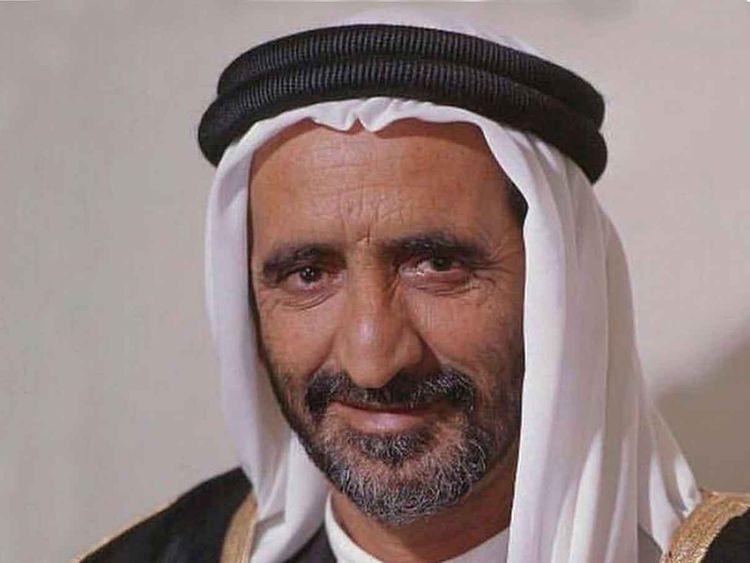 FOR DEEPAK BHATIA STORY_Sheikh Rashid Bin Saeed Al Maktoum