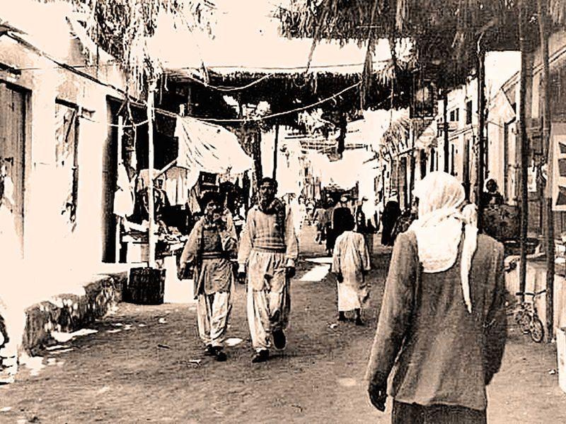 Old Souq in Bur Dubai_Deepak Bhatia story