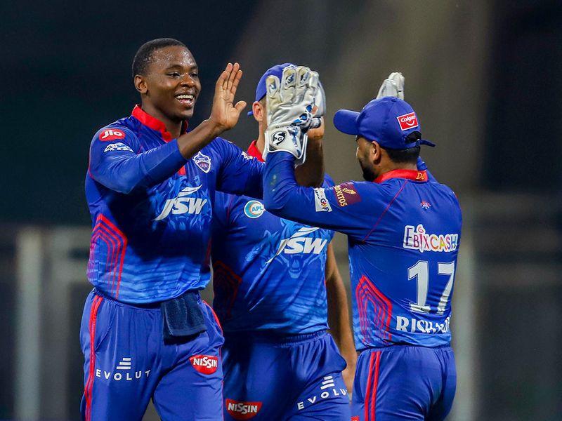 Rajasthan v Delhi IPL