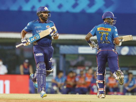Rohit Sharma has impressed as Mumbai Indians skipper