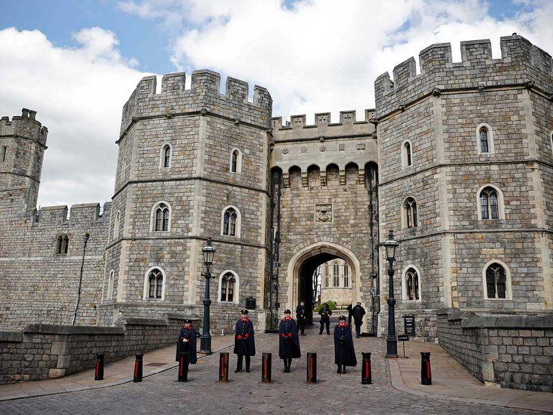 Windsor Castle prince philip