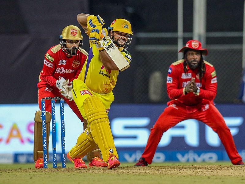 Chennai v Punjab IPL