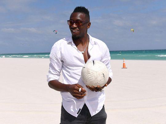 Inter Miami's Blaise Matuidi