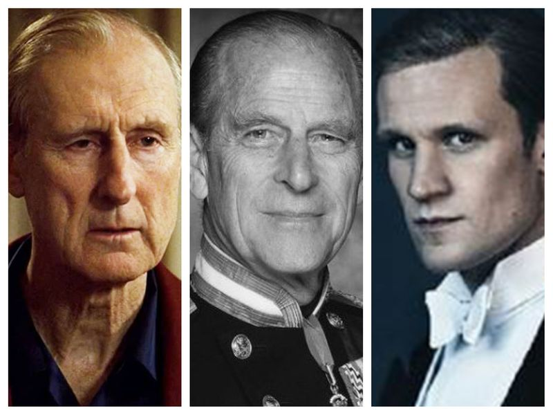 James Cromwell, Prince Philip, Tobias Menzies