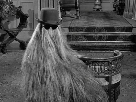 Felix Silla in The Addams Family