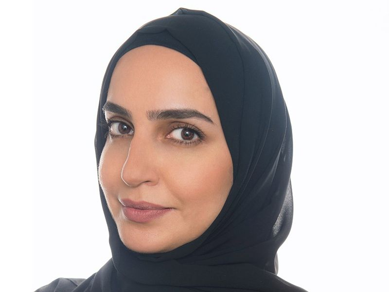 Amna Al Hashemi, founder Mitts & Trays