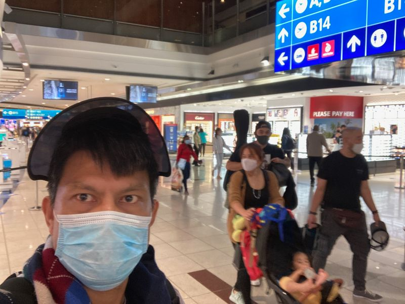 Philippines Quaratine covid-19 clark cebu mactan airport
