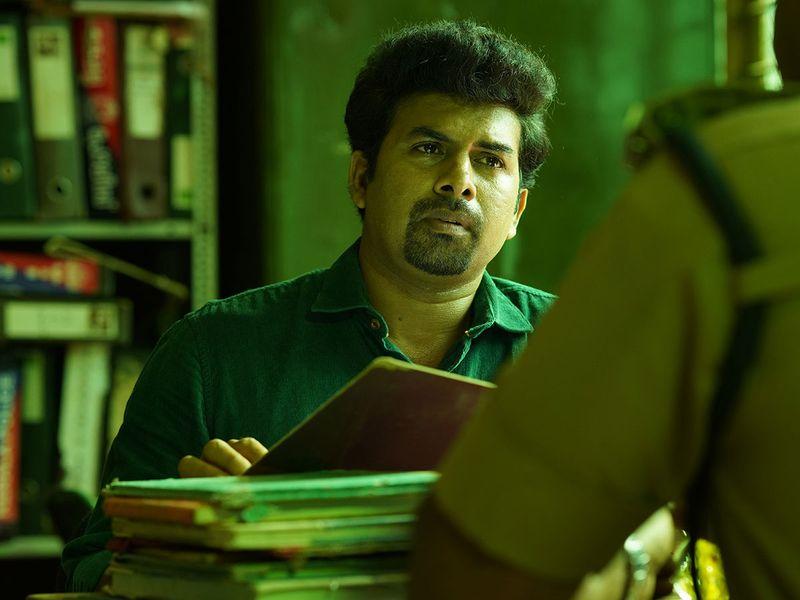 Sunny Wayne in 'Chathurmukham'