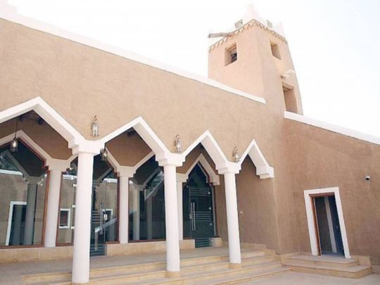 Saudi Arabia: 150-year-old Al Mansaf mosque reopens to worshippers