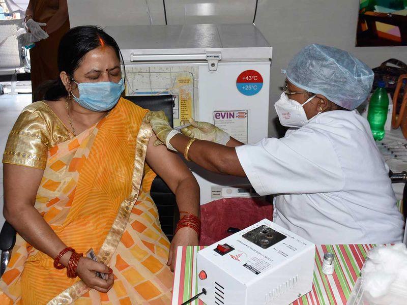 Bihar vaccine India covid