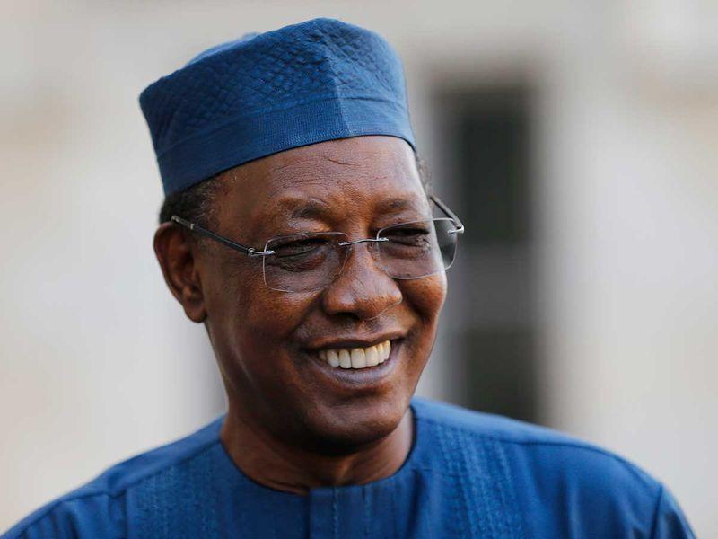 UAE condemns killing of Chad president Idriss Deby Itno