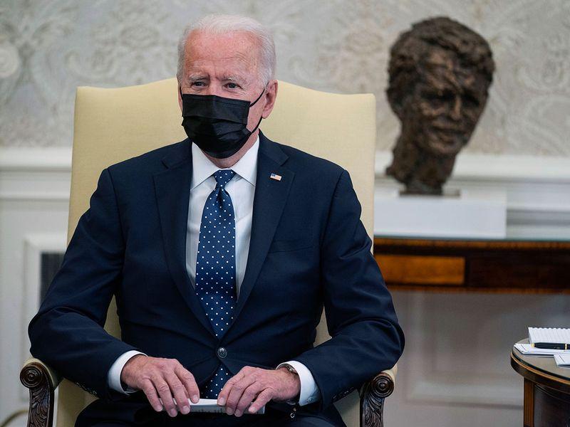 Biden says evidence 'overwhelming' in George Floyd trial