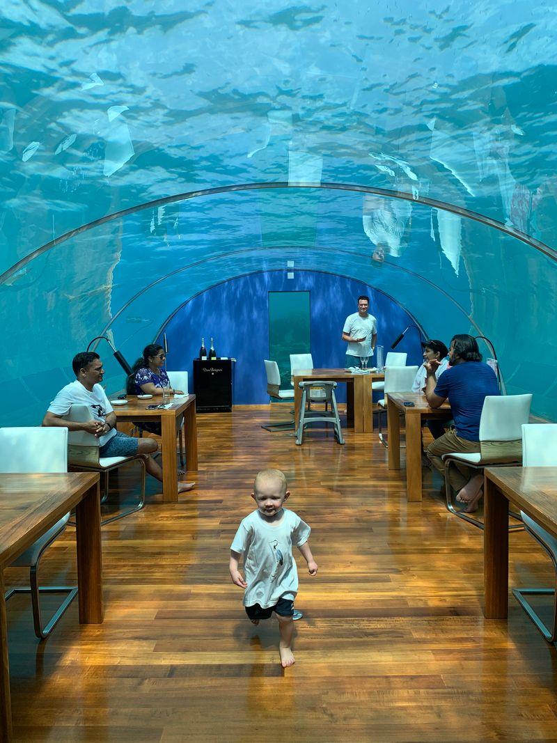 Maldives kids