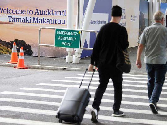 New Zealand airport
