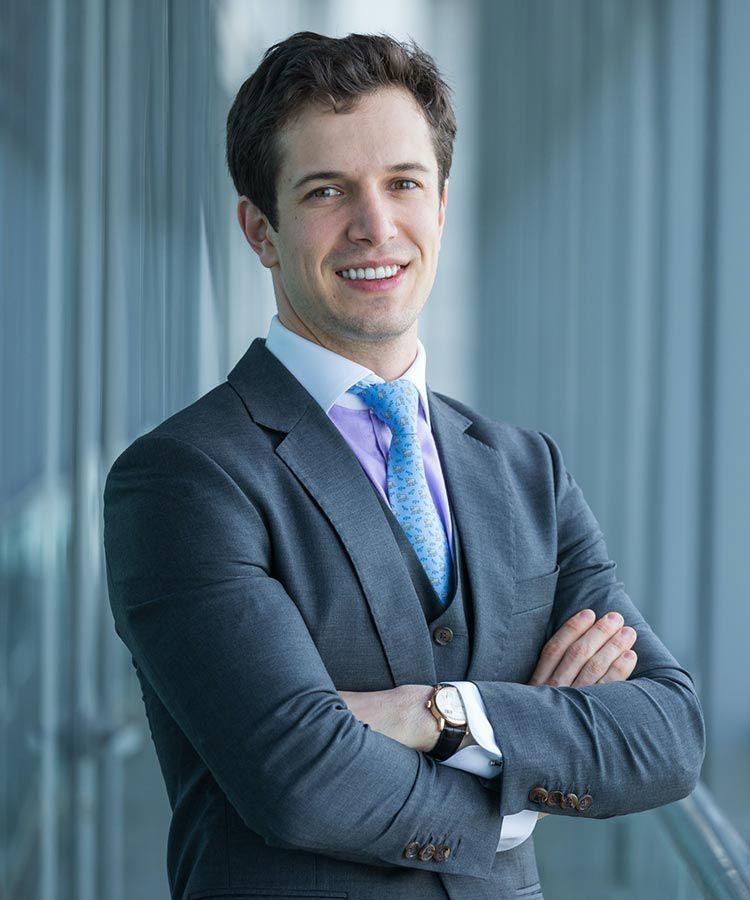 Zachary Cefaratti, CEO, Dalma Capital Management