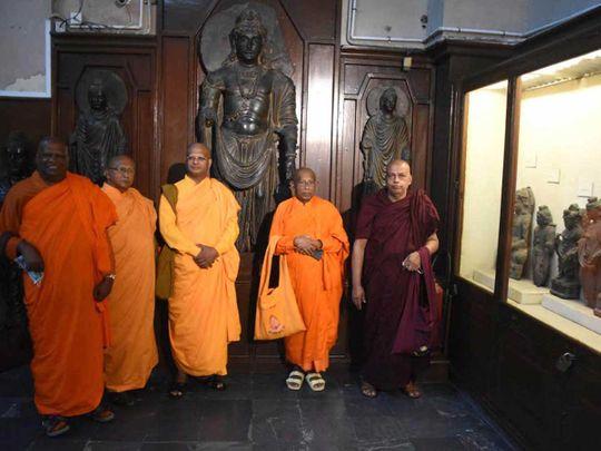 Buddhist monks Lanka Pakistan