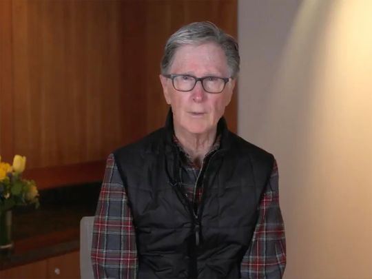 John W Henry, the principle owner of Liverpool FC, apologies to fans and manager Jurgen Klopp over Super League fiasco.