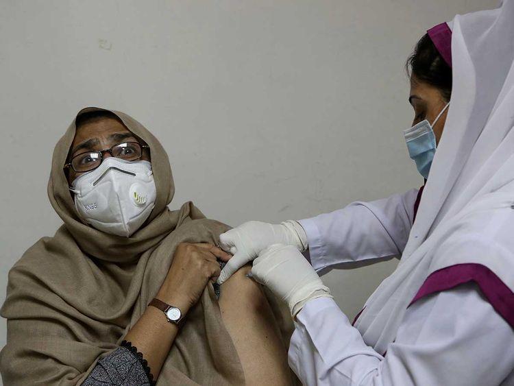 Pakistan vaccine covid