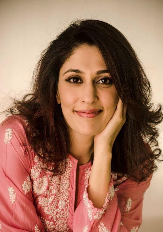 Wajid's wife Kamalrukh