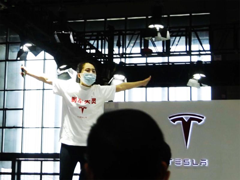 Tesla apologises as China disquiet mounts