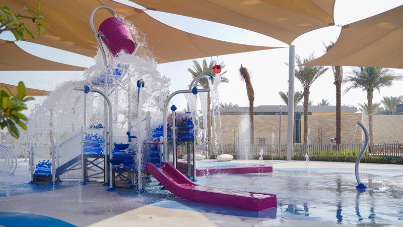 Dubai's best water parks for children