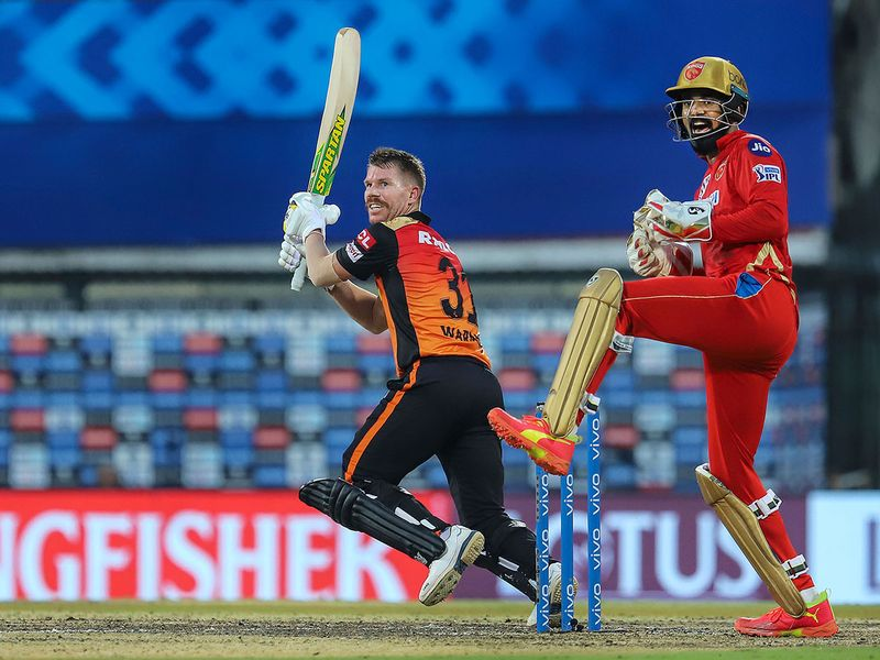 Sunrisers defeated Punjab