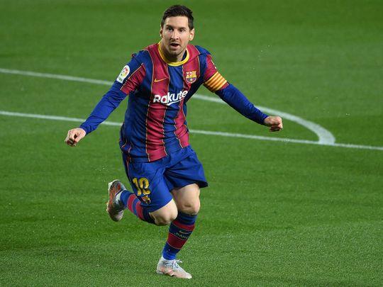 210423 Messi