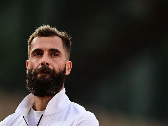 Benoit Paire is out of the France Olympic team