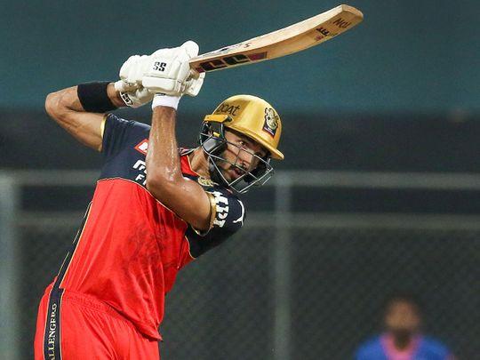 Devdutt Padikkal smashed a century for RCB against Rajasthan Royals