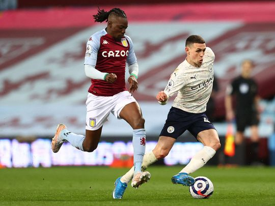 Phil Foden has been in brilliant form for Manchester City