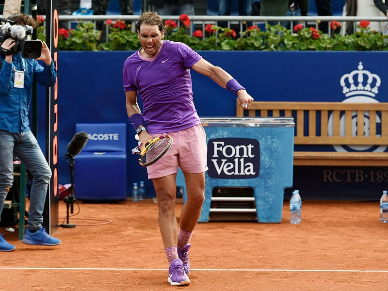 Tennis: Rafael Nadal downs battling Kei Nishikori to reach Barcelona quarter-finals